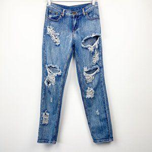 ONE TEASPOON Cobain Awesome Baggies Jeans 25